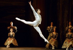 Filin has a long history with the Bolshoi.