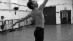 """The Dancer"" by Ezra Hurwitz, featuring Gonzalo Garcia, Principal Dancer with New York City Ballet."