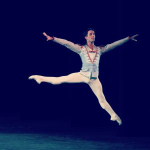 "Michael Sean Breeden in George Balanchine's ""Divertimento no. 15."", balanchine, michael breeden, michael breeden ballet, michael breeden miami city ballet, miami city ballet, miami dancer, miami ballet, conversations on dance, dance podcast"