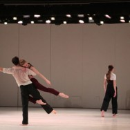 (92) Sara Mearns and Jodi Melnick at the Guggenheim